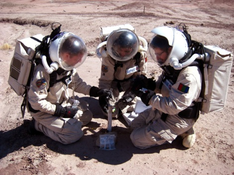 Mars Mission Research